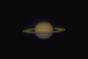 1月16日、土星