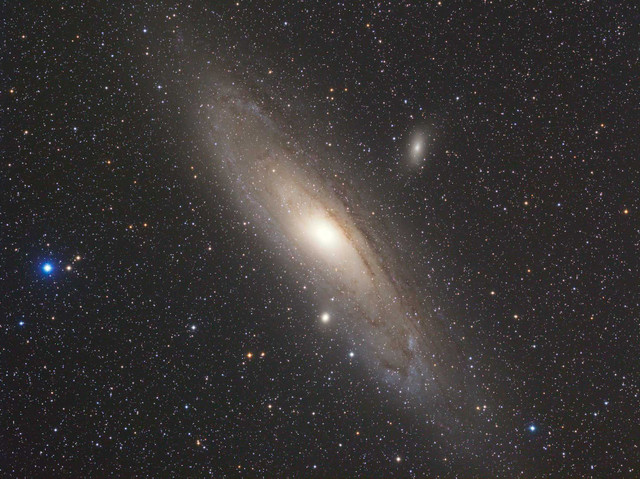 M31_アンドロメダ大星雲