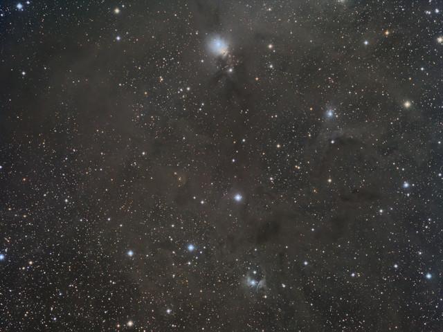 NGC1333付近